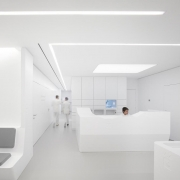Orthodontic clinic white space